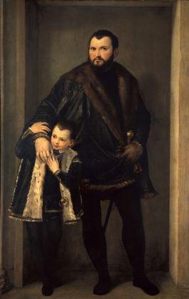 Paolo Veronese, Count Iseppo da Porto, c.1552 Baltimore,Walters Art MuseumFlorence and Florence,Galleria degli Uffizi, Contini Bonacossi Collection (