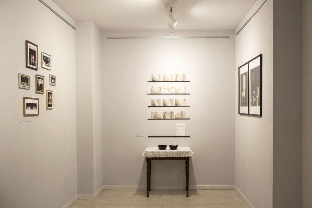 Pelle. Exhibition view at Artgallery37, Torino 2018