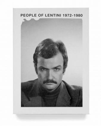 People of Lentini. Self image culture, 1972-1980 (a+m bookstore Edizioni, Milano 2017). Copertina