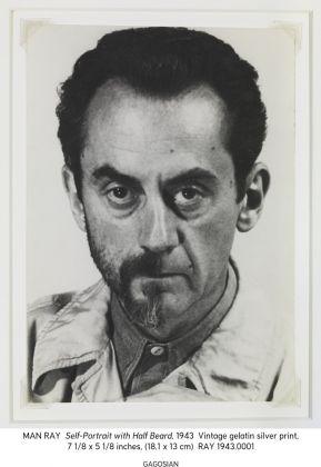 Man Ray Gagosian Gallery