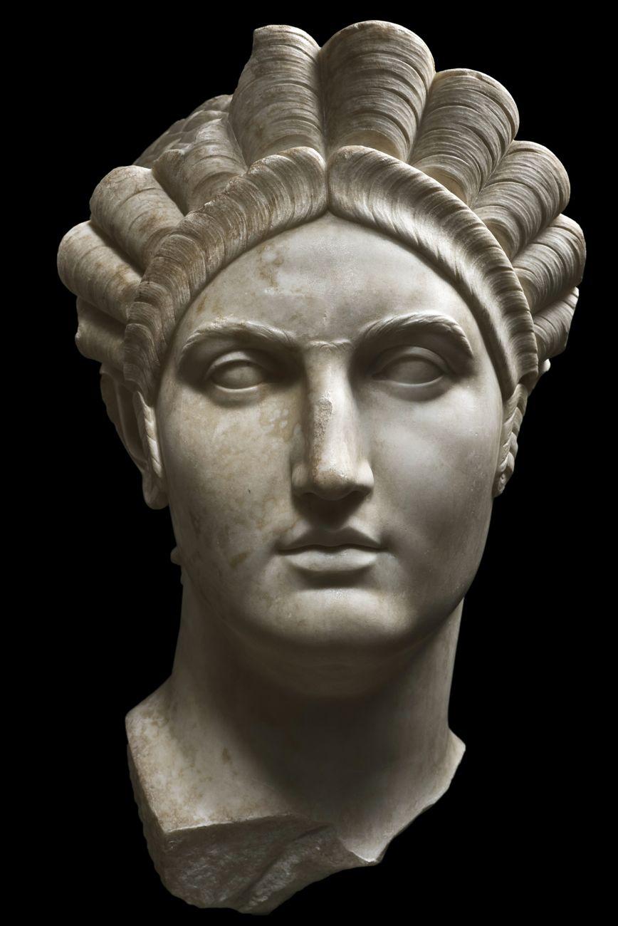 Bollo laterizio di Plotina Augusta Museo dei Fori Imperiali © Roma, Sovrintendenza capitolina ai Beni Culturali