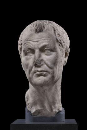 """Ritratto detto di """"Marco Emilio Lepido"""", Luni, Museo Archeologico Nazionale. Photo Carlo Vannini"""