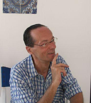 Roberto Daolio. Photo Mili Romano, 2004
