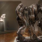 Rodin in mostra a Palazzo Leone da Perego, 2011