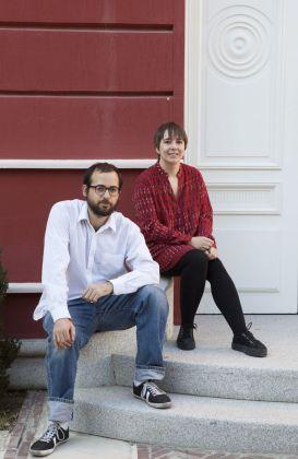 Semiramis Gonzalez & Daniel Silvo