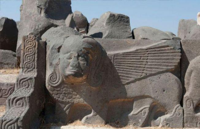 Siria. Tempio di Ain Dara