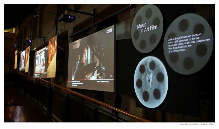 Soundframes, Museo Nazionale del Cinema, Torino, Foto by Michele D'Ottavio