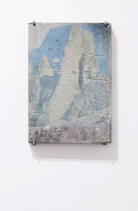 Stefano Canto, Dolomiti 3. Courtesy Galleria Bianconi. Photo Tiziano Doria