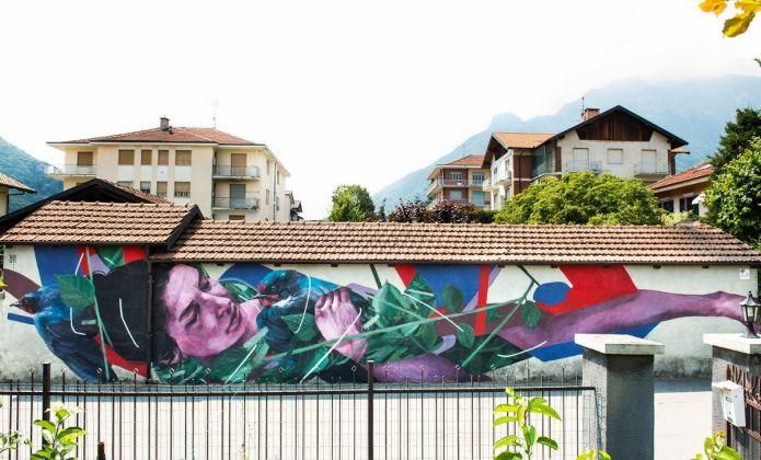 Street Alps Mountains Festival