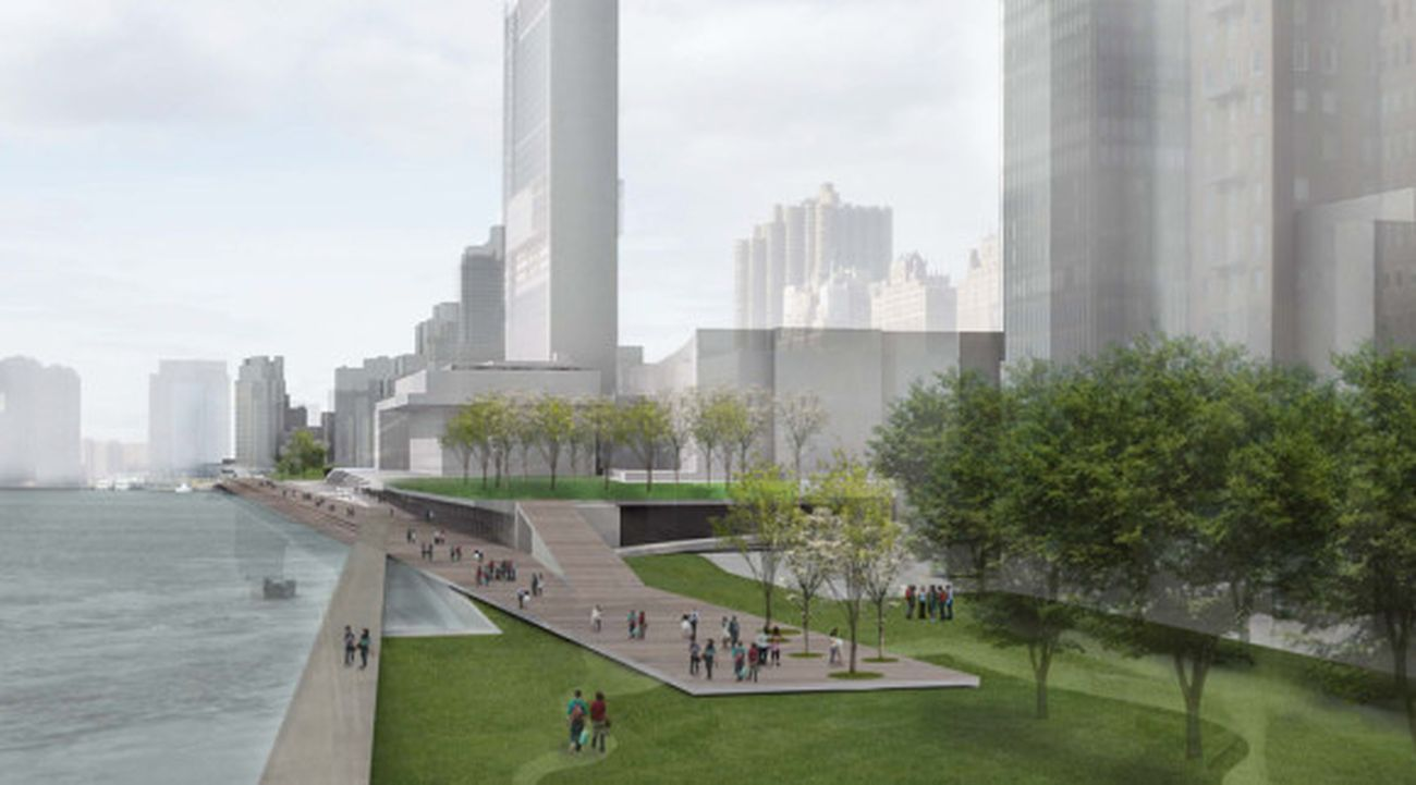 Studio Bianchi Architettura, Close the Gap, New York [progetto]
