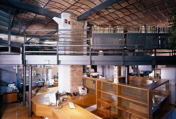 Studio Bianchi Architettura, sede di Roma, 2000