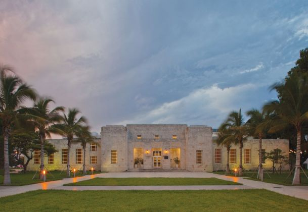 The Bass Museum of Art, Miami. Photo Robin Hill