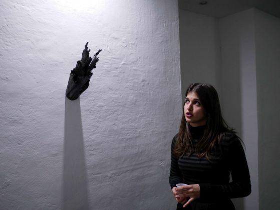 Valeria Dardano. Photo Emanuele Pensavalle