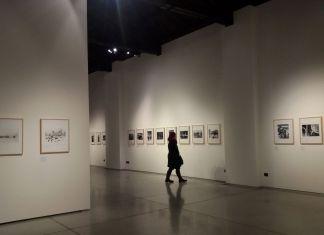 Venise '55/'65. Gianni Berengo Gardin & Sergio Del Pero. Exhibition view at Fondation Wilmotte, Venezia 2017