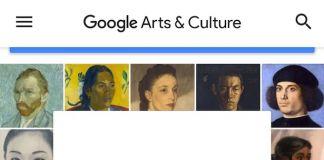 google selfie painting app