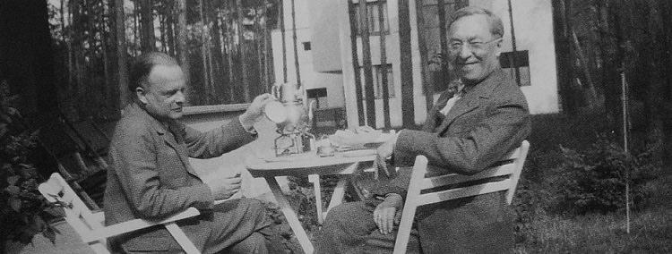 Paul Klee e Wassily Kandinsky
