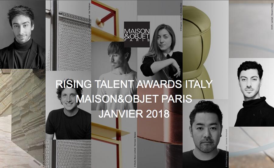 Maison Objet rising talent award panel