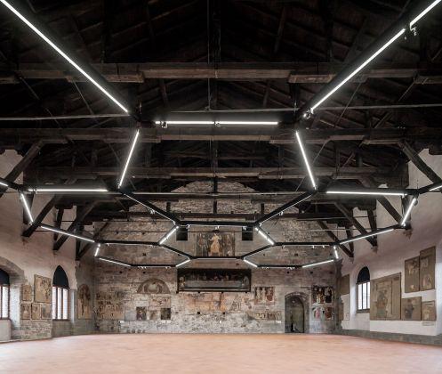 Sala delle Capriate, Ph. CN10 Architetti