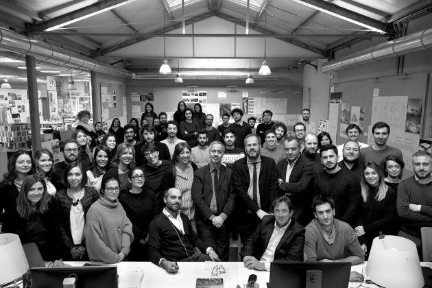 Lo staff di Mario Cucinella Architects, Bologna - Francesco Paolucci