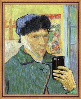 The Museum of Selfies
