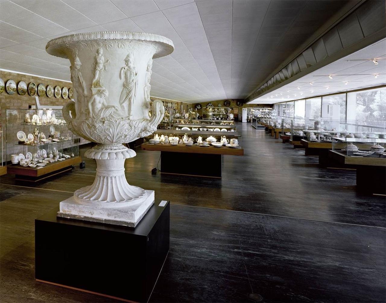 Interno museo Richard Ginori credits Museo di Doccia Arrigo Coppitz