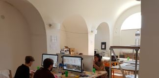 Open Design School, Matera