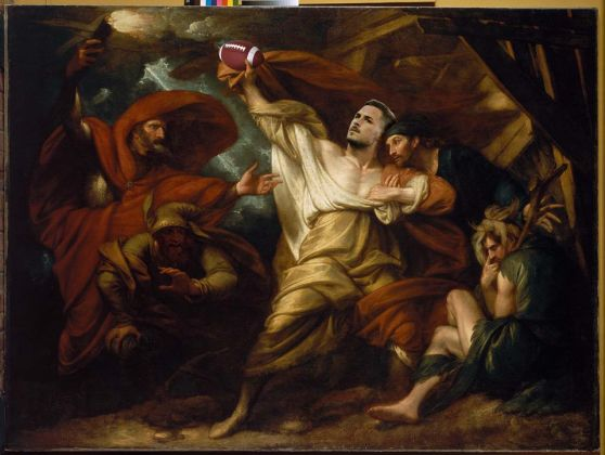 King Lear, 1788, Benjamin West