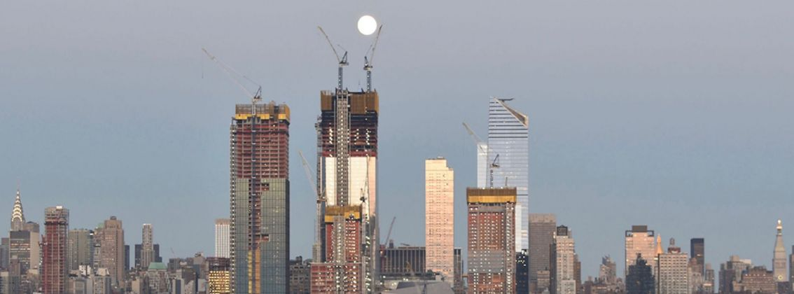 Hudson Yards Overall