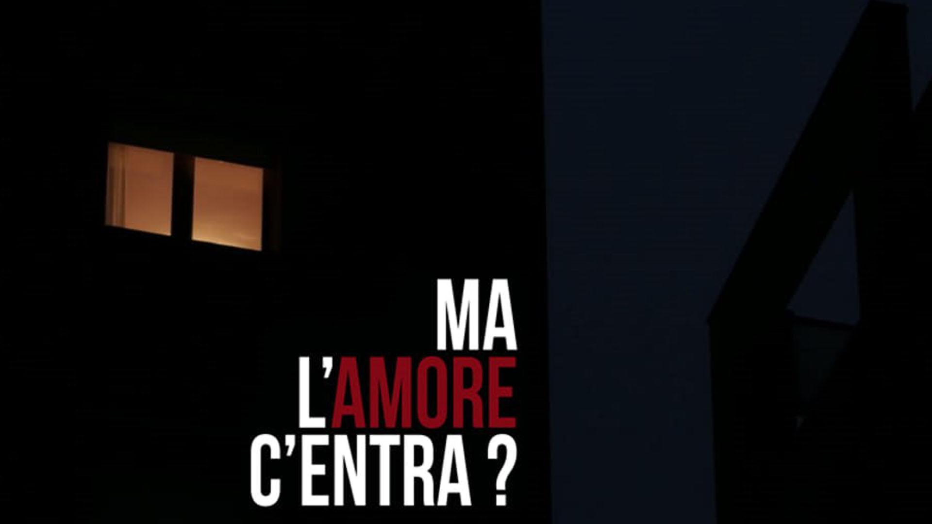 Cinema al MAXXI - Ma l'amore che c'entra?
