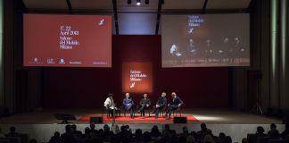 Presentazione alla stampa del Manifesto del Salone del Mobile.Milano, 2018
