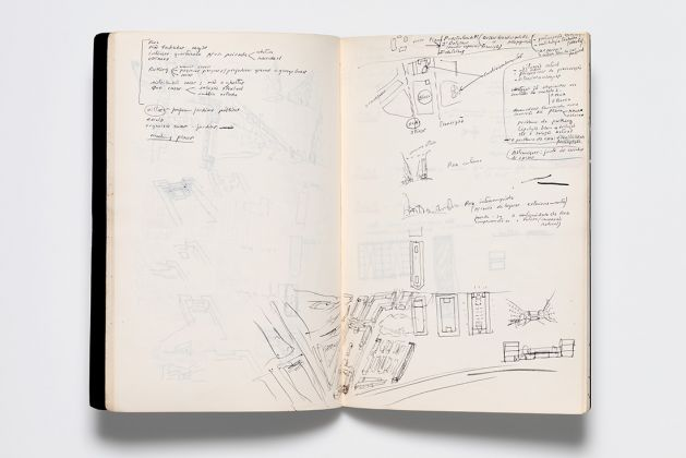 Álvaro Siza. Sketchbook 189 (October 1984) AP178, Álvaro Siza fonds, Canadian Centre for Architecture, Gift of Álvaro Siza. © Álvaro Siza