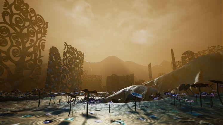 """KLIMT'S MAGIC GARDEN: A Virtual Reality Experience"", MAK Vienna"