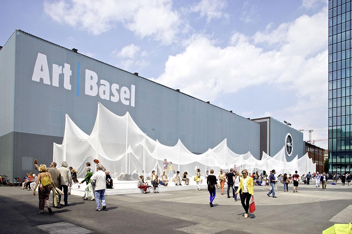 Art Basel - ingresso fiera