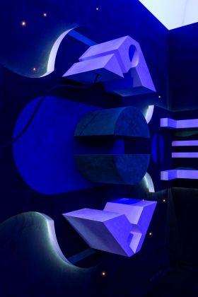 Veduta della mostra Nanda Vigo Arch/arcology MAXXI 2 – 25 febbraio 2018 foto Sebastiano Luciano, courtesy Alcantara e Fondazione MAXXI