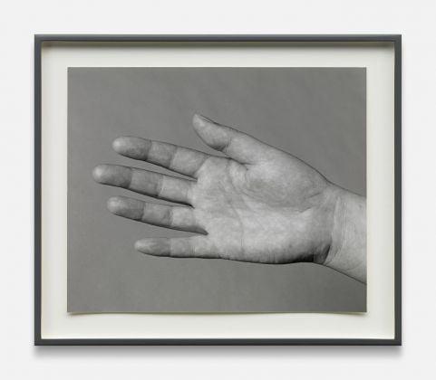 Alejandro Cesarco, Studies for a Series on Love (Wendy's Hands), 2015. Courtesy of the artist and Galleria Raffaella Cortese, Milano. Photo Lorenzo Palmieri