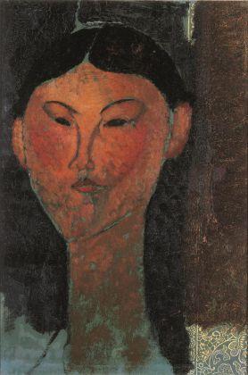 Amedeo Modigliani, Beatrice Hastings, 1915. Collezione privata