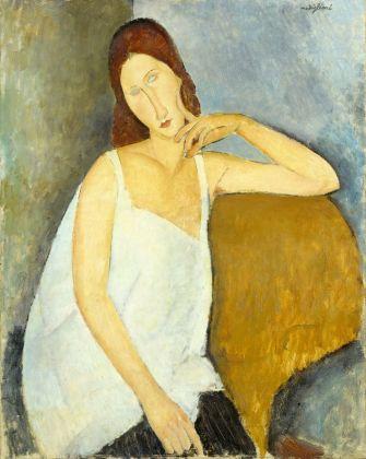Amedeo Modigliani, Jeanne Hébuterne, 1919. The Metropolitan Museum of Art, New York