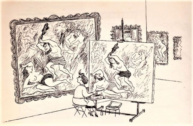 Anatol Kovarsky, Copying