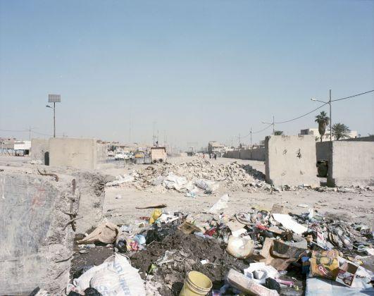 Antonio Ottomanelli, Collateral Landscape – Baghdad, Sadr City, 2011-13