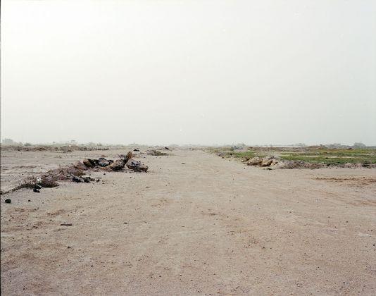 Antonio Ottomanelli, Collateral Landscape – Gaza, 2014