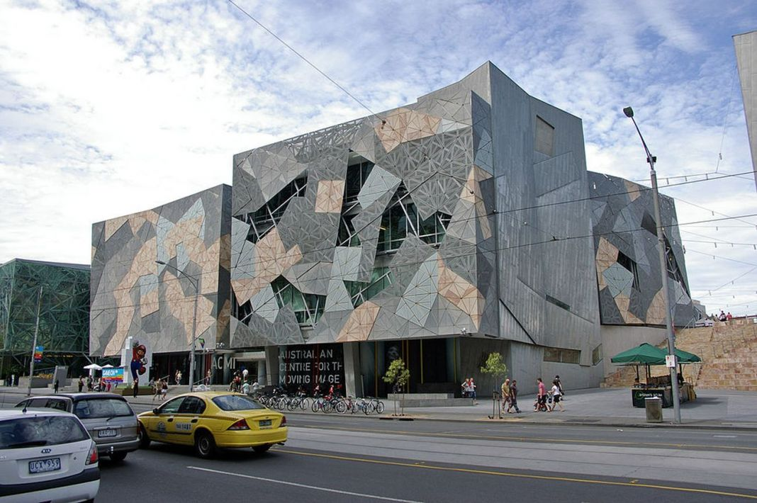 Australian Center for the Moving Image, Melbourne