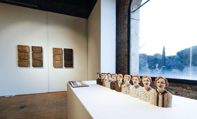 BACC – Biennale d'Arte Ceramica, Frascati 2018. Photo © Alessandro Liuzzi