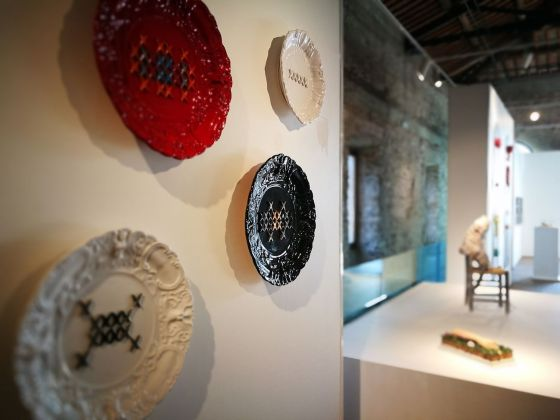 BACC – Biennale d'Arte Ceramica, Frascati 2018. Vincenzo Marsiglia