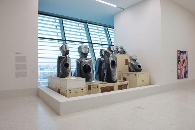 Body Check. Exhibition view at Museion, Bolzano 2018. Photo Luca Meneghel