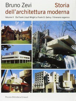 Bruno Zevi, Storia dell'architettura moderna. Vol. 2 (Einaudi, Torino 1996)