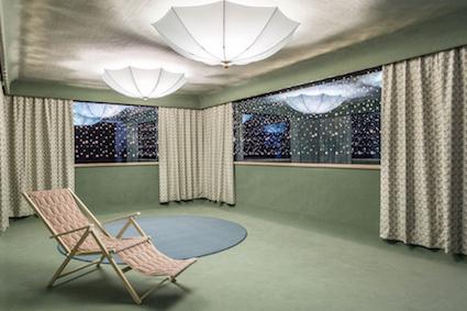 Cantiere Galli design Cristina Celestino, Proiezioni credits Silvana Spera