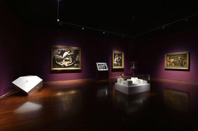Carta Bianca. Capodimonte Imaginaire. Gianfranco D'Amato. Installation view. Photo Francesco Squeglia