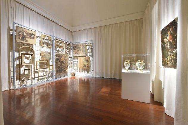 Carta Bianca. Capodimonte Imaginaire. Giuliana Bruno. Installation view. Photo Francesco Squeglia