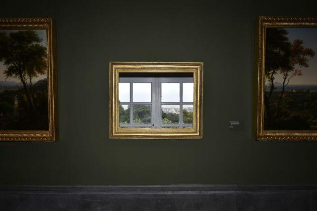 Carta Bianca. Capodimonte Imaginaire. Paolo Pejrone. Installation view. Photo Francesco Squeglia