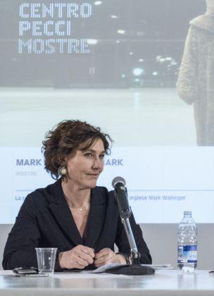 Cristiana Perrella. Centro Pecci, Prato 2018